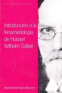 INTRODUCCI�N A LA FENOMENOLOG�A DE HUSSERL: portada