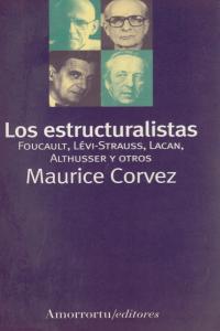 LOS ESTRUCTURALISTAS: portada