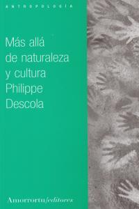 MáS ALLá DE NATURALEZA Y CULTURA: portada