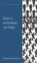 RAZÓN Y RACIONALIDAD: portada