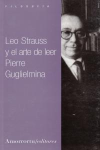 LEO STRAUSS Y EL ARTE DE LEER: portada