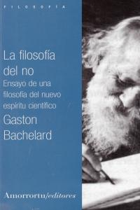 LA FILOSOFíA DEL NO (2A ED.): portada