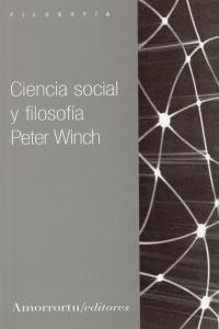 CIENCIA SOCIAL Y FILOSOFíA (2A ED.): portada