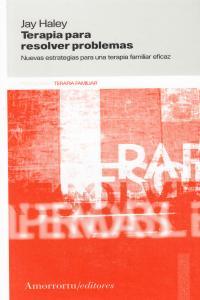 TERAPIA PARA RESOLVER PROBLEMAS: portada