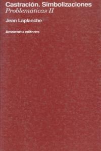 CASTRACIóN. SIMBOLIZACIONES (PROBLEMáTICAS II): portada
