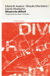DIVORCIO DIFíCIL: portada