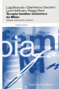 TERAPIA FAMILIAR SISTéMICA DE MILáN: portada