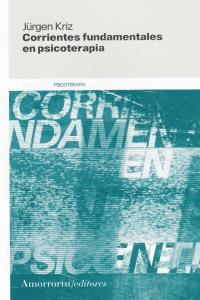 CORRIENTES FUNDAMENTALES EN PSICOTERAPIA: portada