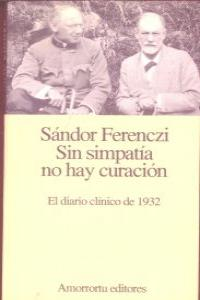 SIN SIMPATíA NO HAY CURACIóN: portada