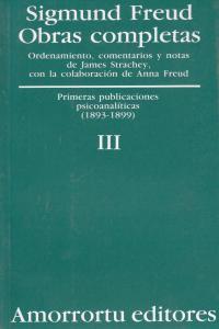 OBRAS COMPLETAS. VOLUMEN 3: portada