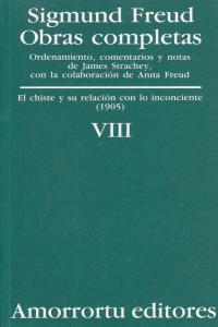 OBRAS COMPLETAS. VOLUMEN 8: portada