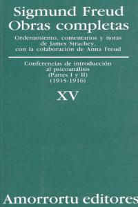 OBRAS COMPLETAS. VOLUMEN 15: portada