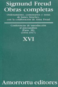 OBRAS COMPLETAS. VOLUMEN 16: portada