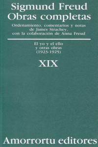 OBRAS COMPLETAS. VOLUMEN 19: portada