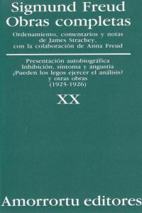 OBRAS COMPLETAS. VOLUMEN 20: portada
