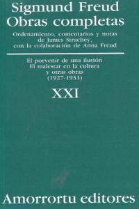 OBRAS COMPLETAS. VOLUMEN 21: portada