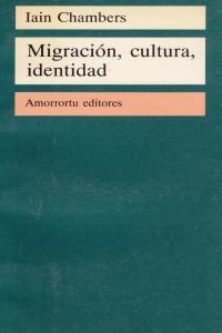 MIGRACIóN, CULTURA, IDENTIDAD: portada