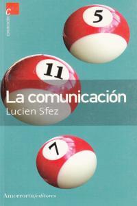 LA COMUNICACI�N: portada