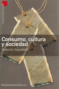 CONSUMO, CULTURA Y SOCIEDAD: portada