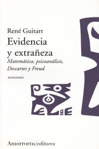 EVIDENCIA Y EXTRAñEZA: portada
