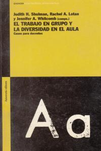 EL TRABAJO EN GRUPO Y LA DIVERSIDAD EN EL AULA: portada
