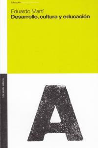 DESARROLLO, CULTURA Y EDUCACI�N: portada