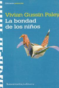 LA BONDAD DE LOS NIÑOS: portada