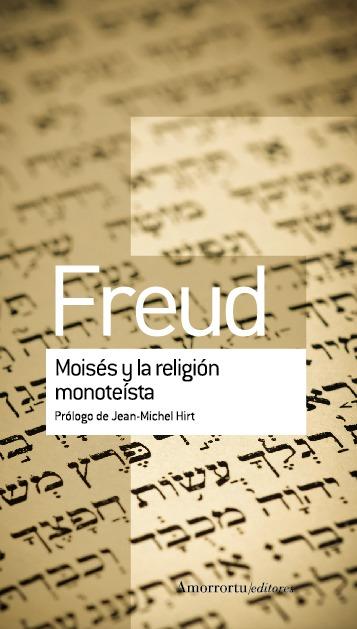 MOISÉS Y LA RELIGIÓN MONOTEÍSTA: portada