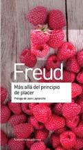 MÁS ALLÁ DEL PRINCIPIO DE PLACER: portada