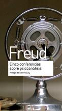 CINCO CONFERENCIAS SOBRE PSICOANÁLISIS: portada
