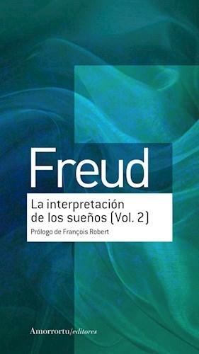 LA INTERPRETACIÓN DE LOS SUEÑOS (VOL 2): portada