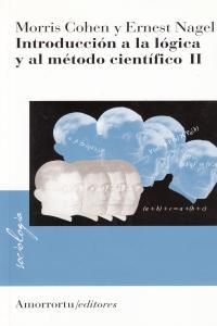 INTRODUCCIÓN A LA LÓGICA Y AL MÉTODO CIENTÍFICO, VOL. II: portada