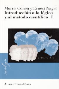 INTRODUCCIÓN A LA LÓGICA Y AL MÉTODO CIENTÍFICO, VOL. I: portada