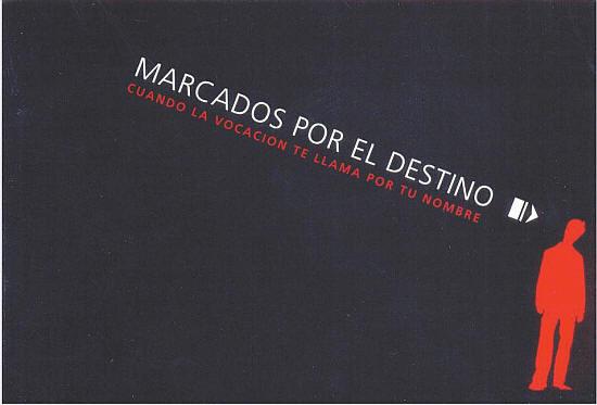 MARCADOS POR EL DESTINO: portada