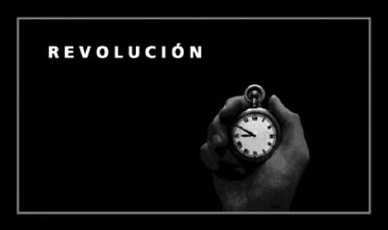 REVOLUCION: portada