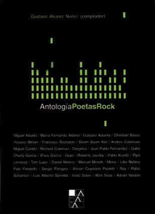 ANTOLOGIA POETAS ROCK: portada