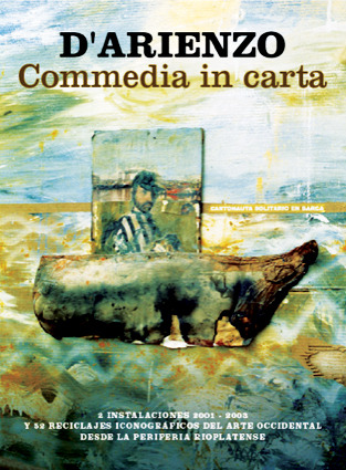 COMMEDIA IN CARTA: portada