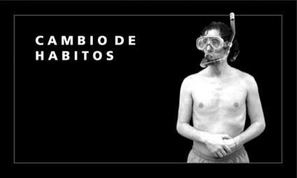CAMBIO DE HABITOS: portada
