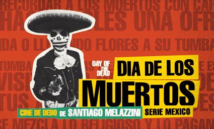 DIA DE LOS MUERTOS: portada