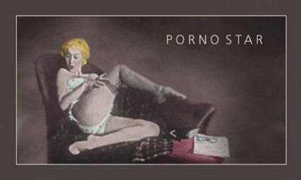 PORNO STAR: portada
