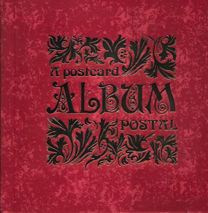 ALBUM POSTAL: portada