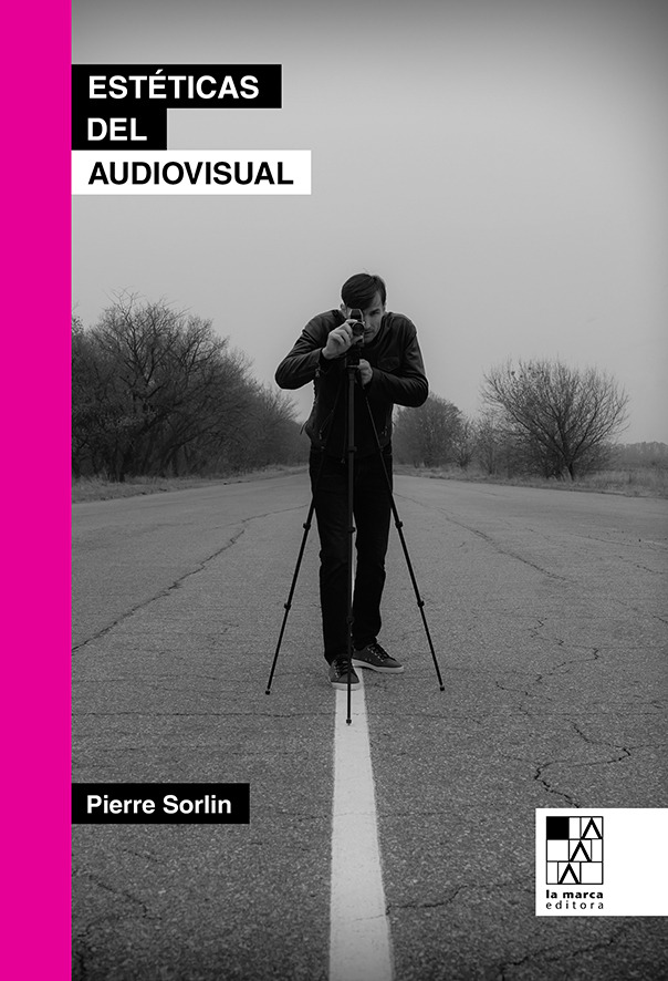 ESTETICAS DEL AUDIOVISUAL: portada