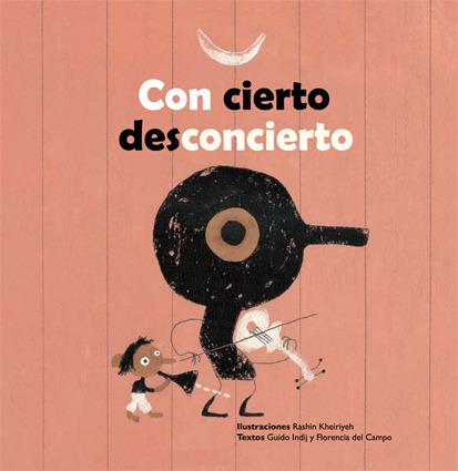 CON CIERTO DESCONCIERTO: portada