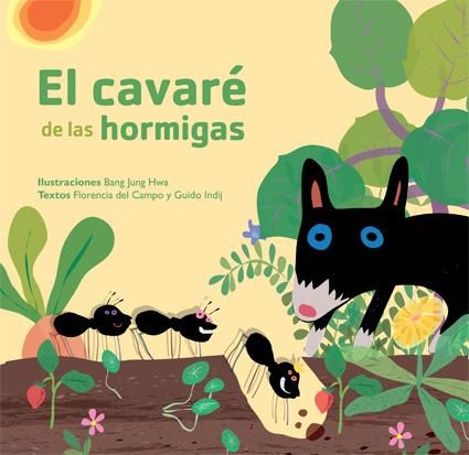 CAVARE DE LAS HORMIGAS,EL: portada
