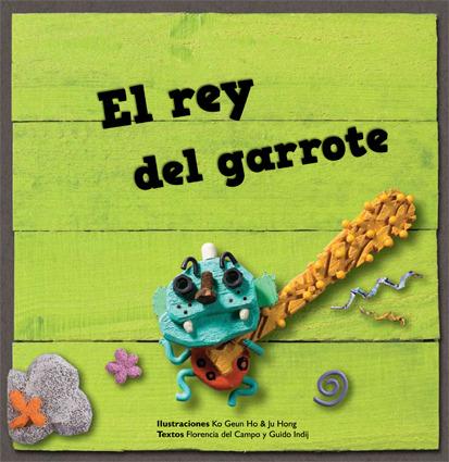 REY DEL GARROTE,EL: portada