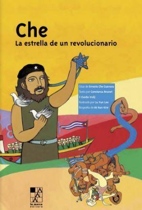 CHE LA ESTRELLA DE UN REVOLUCIONARIO: portada