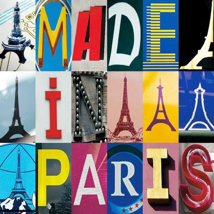 MADE IN PARIS: portada