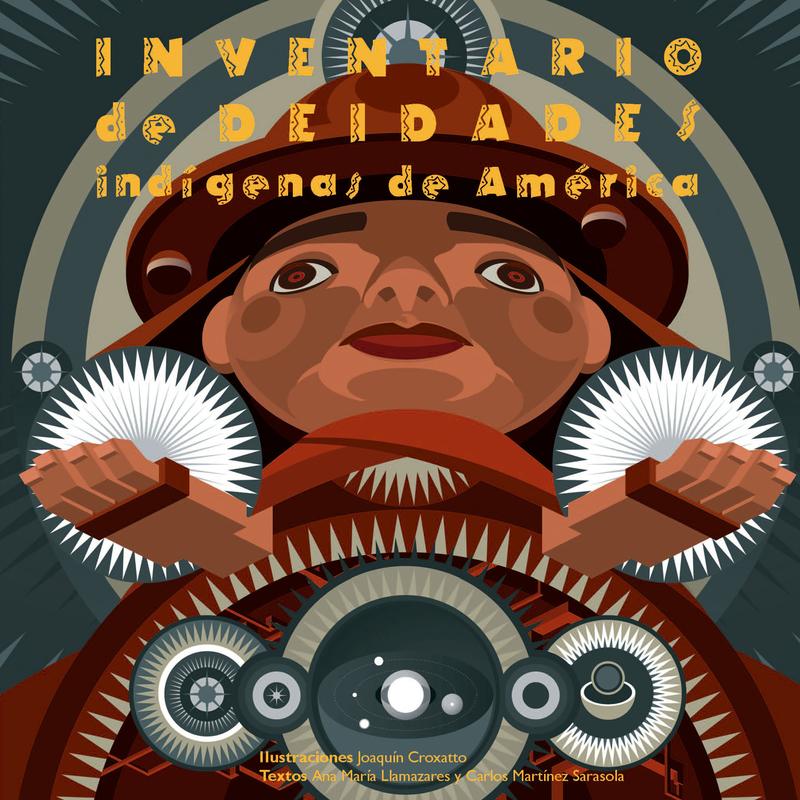 INVENTARIO DE DEIDADES INDIGENAS DE AMERICA: portada