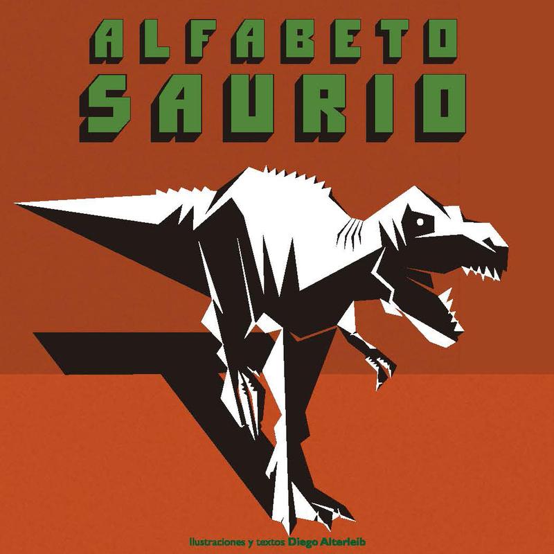 ALFABETO SAURIO: portada