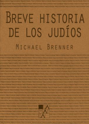 BREVE HISTORIA DE LOS JUDIOS: portada